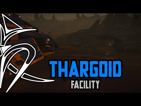 Thargoid Facility Discovered [Elite Dangerous]