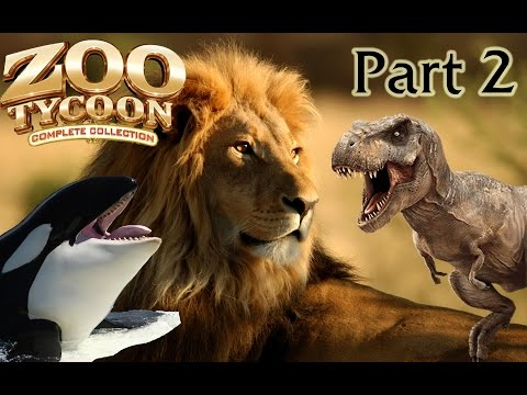 Zoo Tycoon Complete Collection Part 2-EXPAND THE ZOO