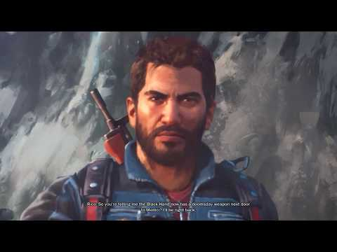 Just Cause 3 Full Walkthrough part 20 - The Setup (xbox one || ps4)