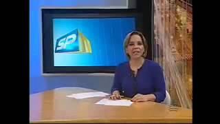 Trecho final do SPTV 2ª Edição - TV Fronteira - 23/06/2014