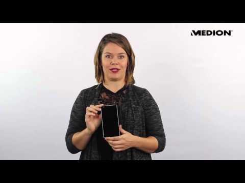 MEDION Phablet X6001