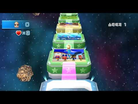 Live stream episode#12 Wii 파티 (Wii Party) 한글판 50 챌린지 50 Stage 도전!! Longplay (No commentary)