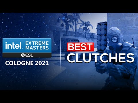 Best CS:GO Pro Clutches Of IEM Cologne 2021