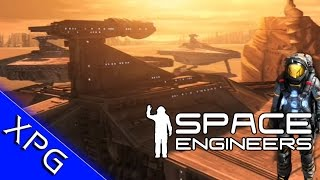Space Engineers -Acclamator assault ship vs Droid Battlegroup (Community Spotlight)