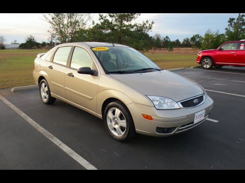 2006 ford focus zx4 ses full tour start up at massey toyota youtube. Black Bedroom Furniture Sets. Home Design Ideas