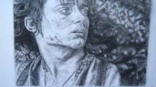 The Lord of the Rings Drawings - Frodo