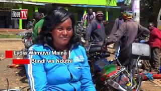 Riri wa atumia ; Lydiah Wamuyu ni muthondeki  wa nduthi Olkalou