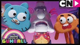 Os Fantoches | O Incrível Mundo de Gumball | Cartoon Network