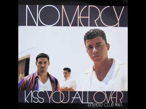 No Mercy - Kiss you all over (Johnny Vicious Ova club mix)