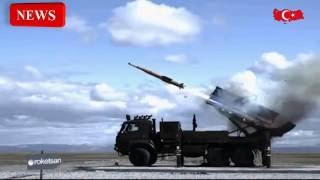 نظام صواريخ للدفاع الجوي .. أنتجت في تركيا .. الدولة التركية القوة العسكرية