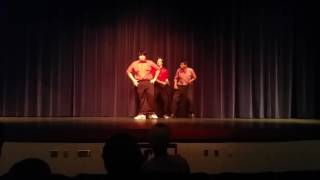 we are number one but i sing it live for the school talent show