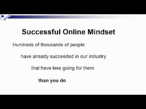 Successful Online Mindset
