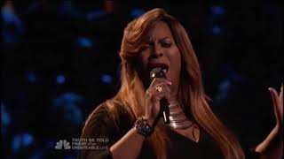 Jordan Smith and Regina Love - Like I Can - Extended Full Battle Round performance - The Voice.