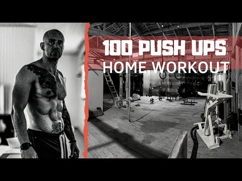 Home Follow Along Do 100 Push Ups Easy With Variations