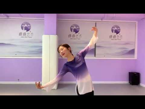 China classical dancing