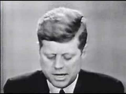 JFK Civil Rights Address Clip