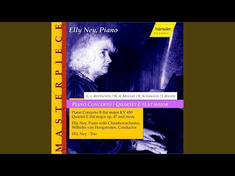 Piano Sonata No. 4 In E-Flat Major, Op. 7: Allegro