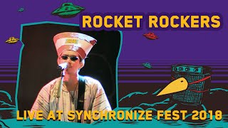 Rocket Rockers Live at SynchronizeFest - 7 Oktober 2018