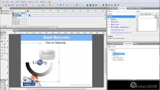 26 - Component Kullanımı - Menu Imagesphere