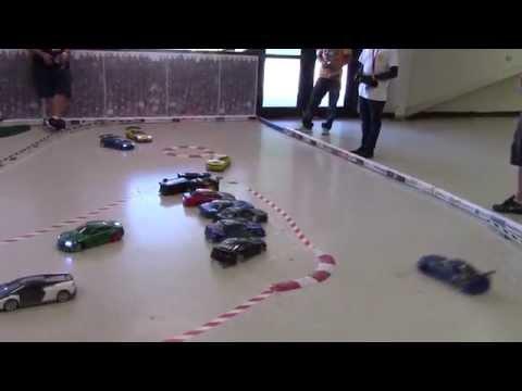 RC CARS DRIFTING AT NOPI NATIONALS