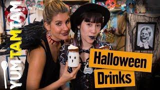 Halloween-Drinks // Edgors Verwandlung #5 // #yumtamtam