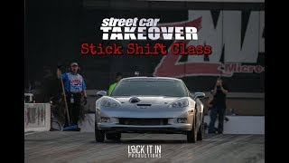STREET CAR TAKEOVER CHARLOTTE STICK SHIFT CLASS AUGUST 2017