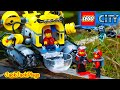 Lego City Boat Stories - Pretend Play in Water