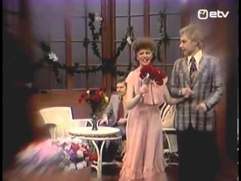 Marju Länik - Suudle (Teledisko laulud ETV1980)