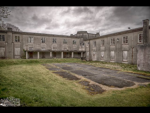 Video from the Abandoned 18th Century boarding school