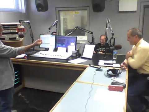 motormouthradio in studio - 10-18-15 W/ Dina Parise