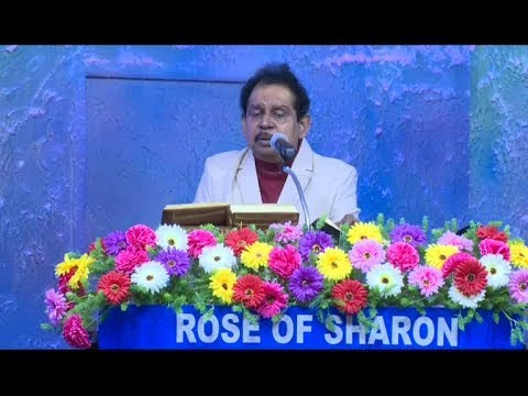 Behold, At That Time I Will Undo All That Afflict Thee|Part 3|Rev.V.Charles Aaron|Shubhsandeshtv