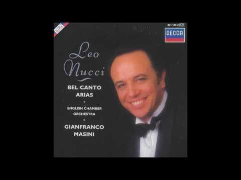 Leo Nucci - Bel Canto Arias.
