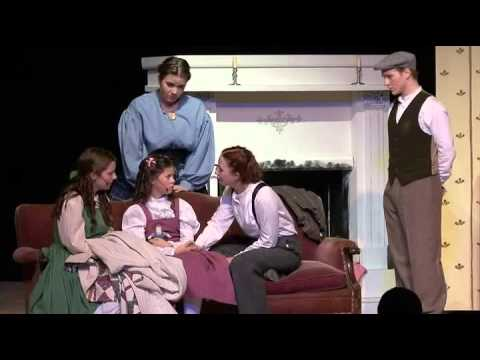 Little Women, the Musical - HCPAC 2010