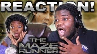 Maze Runner 3 Trailer : REACTION!