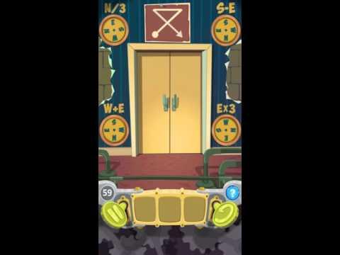 Escape Saga / 100 Doors Cartoon