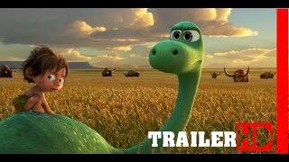 The Good Dinosaur | El Viaje de Arlo | Official Trailer | Español (2015)