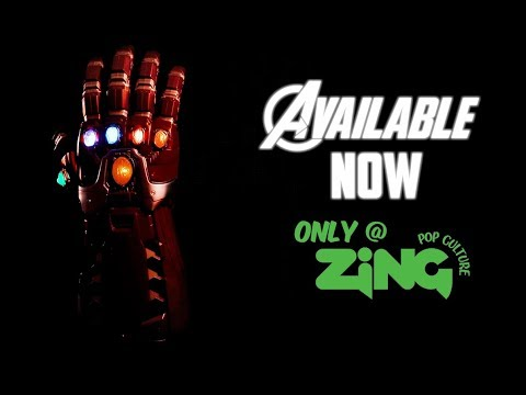 Marvel - Avengers: Endgame - Power Gauntlet - Video