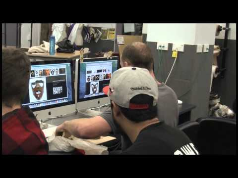 BACHELOR OF CREATIVE INDUSTRIES (BCI): DALE SATTLER - GRAPHIC DESIGN