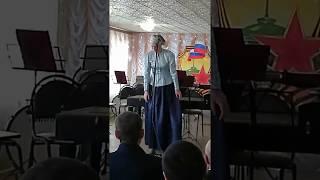 Анастасия Сорокова -Я лечу над Россией(фрагмент выступления )
