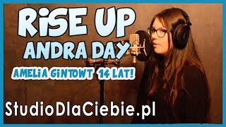 Rise Up - Andra Day (cover by Amelia Gintowt) #1394