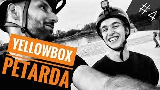 Yellowbox i Petarda - jazda nad Wisłą - vlog #4