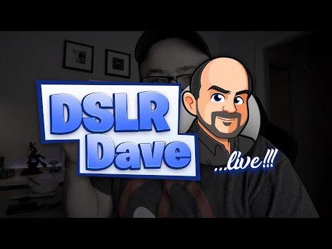 DSLR Dave Live #3 (Surprise)