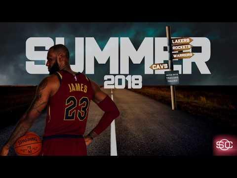 Where will LeBron James go Summer 2018? | SportsCenter | ESPN