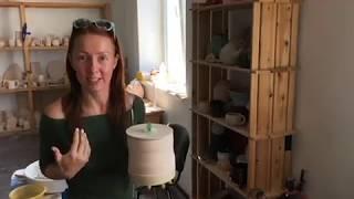 Керамика для проращивания зерна. Все буде Hand Made