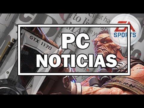 ¡PC NOTICIAS! Juego gratis - GTX 1170 - Intel Z390 y más! Michael Quesada