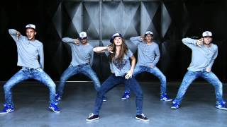 Mikey J & The UK Female Allstars - Rock The Mic | Michela Cerrone coreo 2012