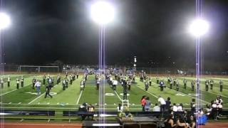 P.V.H.S. MArching Band (Boogie Wonderland)
