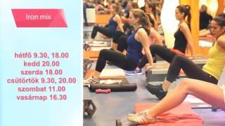 Fit World Fitnesz - Csoportos órák