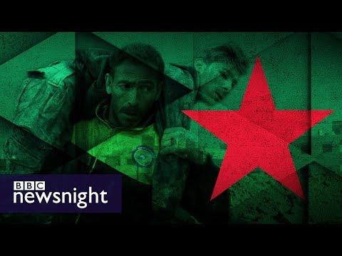 Syria crisis: Eastern Ghouta under siege – BBC Newsnight