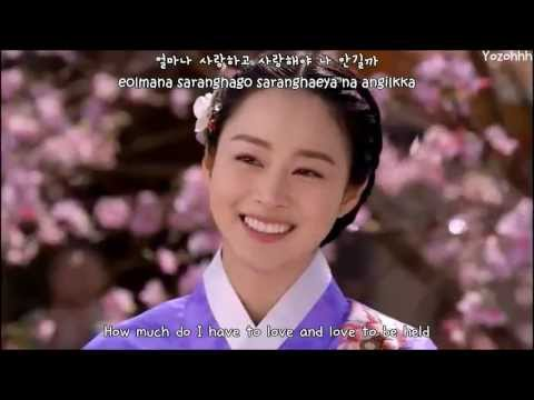 Lim Jae Beum - Sorrow Song FMV (Jang Ok Jung, Live For Love OST)[ENGSUB + Romanization + Hangul]